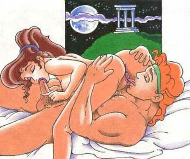 Disney Porn Collection of Hercules   Disney Sex Cartoon