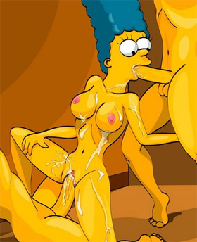 Simpsons and other toons