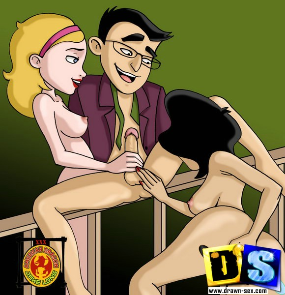 American Dragon: Jake Long (porn comics) : Disney Porn World