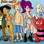 The Futurama - new porn comics episode : Adult Comics
