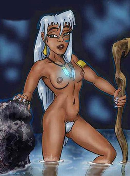 Pictures Of Naked Girls In Atlantis