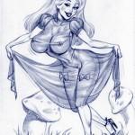 Alice sinful fairy tale : Alice in Wonderland
