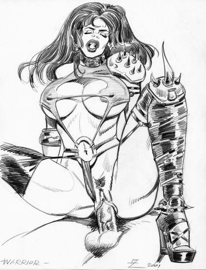 Jessica like sex warrior