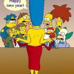 Happy new year 2010! : Adult Comics