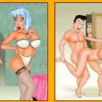Christmas toon porn gifts : Adult Cartoons