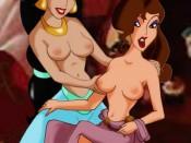 Original disney porn : Jasmine Porn