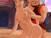 Nude Sinbad tales : Sinbad Porn