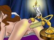Belle disney porn : fairy tale for adults : Belle