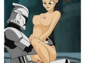 Dizney porn in the space : Star Wars XXX