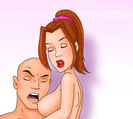 Toon sex orgies